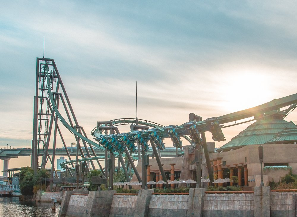 Universal Studios Japan: Review of rides and attractions