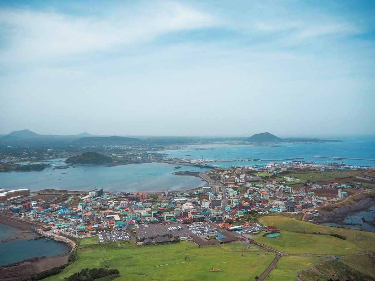 Day 2: East of the island | Jeju travelogue
