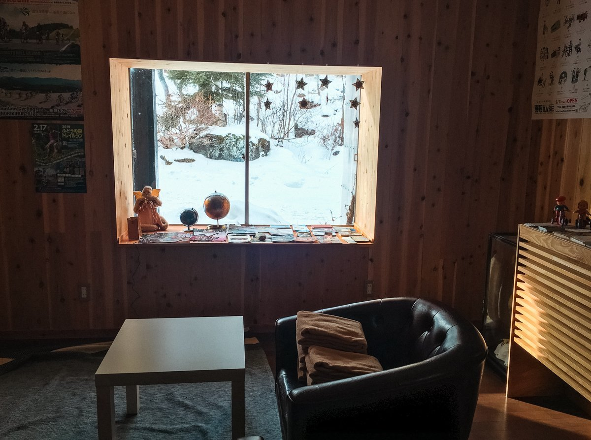 Guesthouse Raicho in Norikura Kogen: Our best stay in Japan