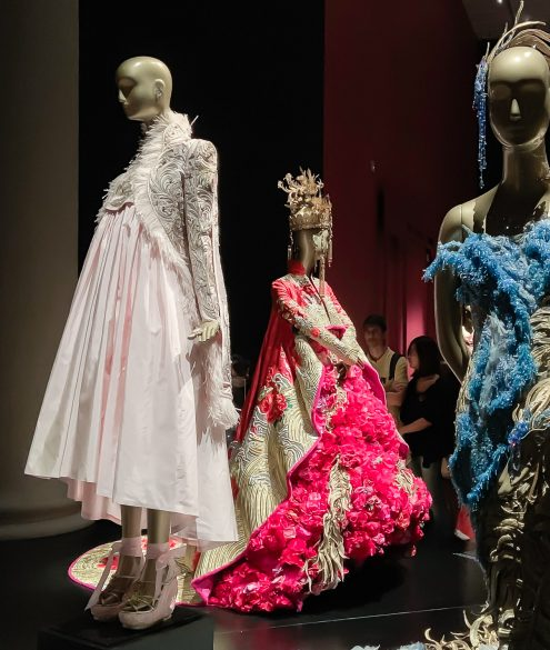 Guo Pei Chinese Art & Couture