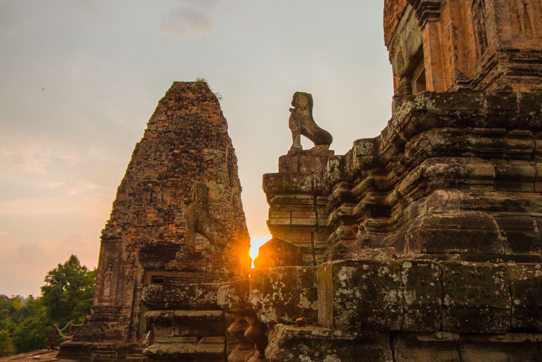 Where to stay in Siem Reap and what you can do around there