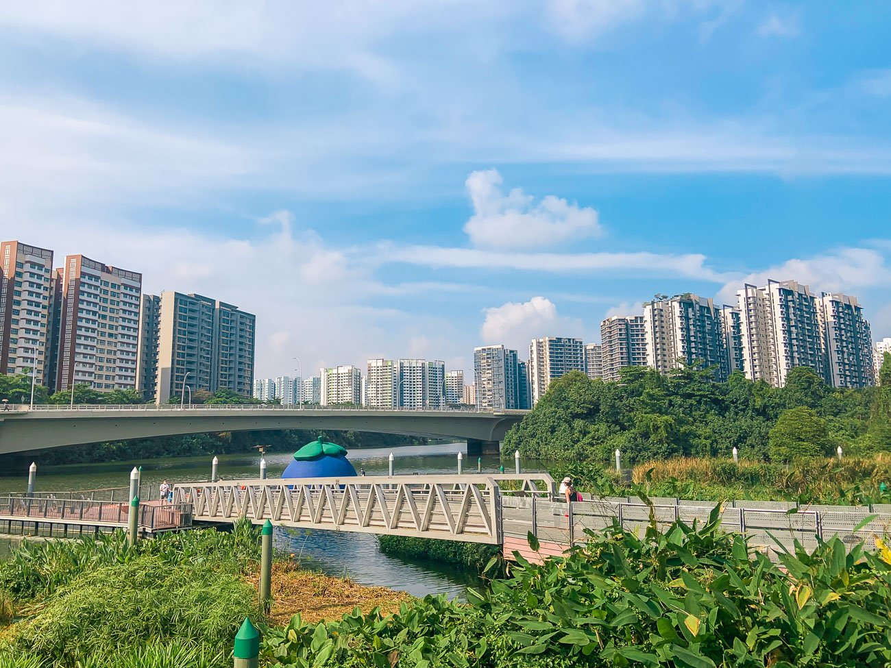Coast-to-Coast Trail: Detailed hiking guide from Sengkang Riverside Park to Bishan-Ang Mo Kio Park