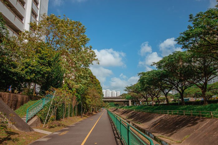 Towards Jurong East Central